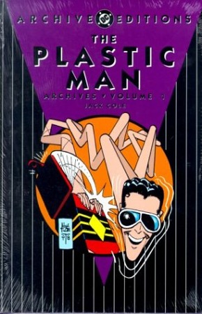 The Plastic Man Archives