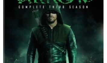 Arrow: The Complete Third Season