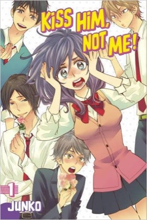 Kiss Him, Not Me! volume 1