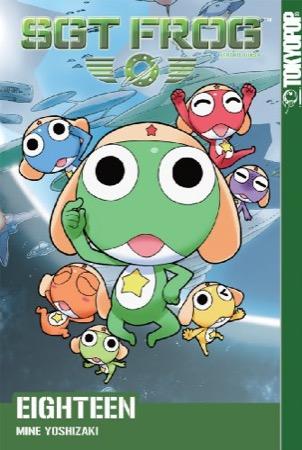 Sgt. Frog volume 18