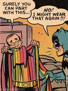 Batman: Hoarder by Kerry Callen