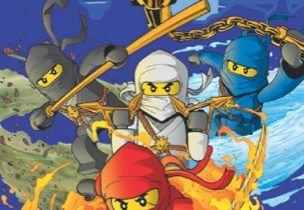 Lego Ninjago: The Challenge of Samukai