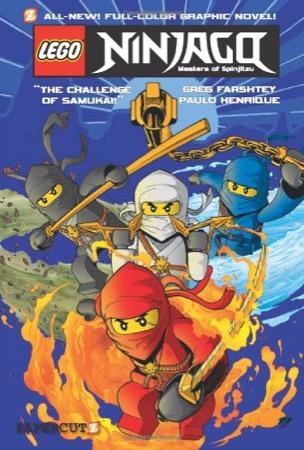 Lego Ninjago: The Challenge of Samukai