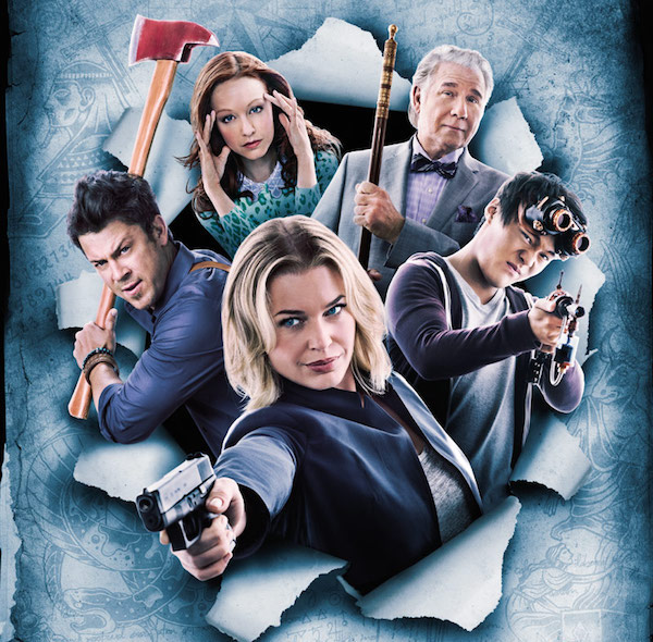 The Librarians promo image