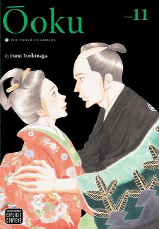 Ooku: The Inner Chambers volume 11