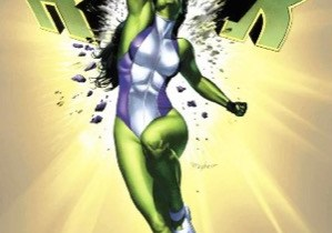 She-Hulk: Single Green Female