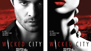 Wicked City promo art