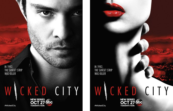 Wicked City promo art