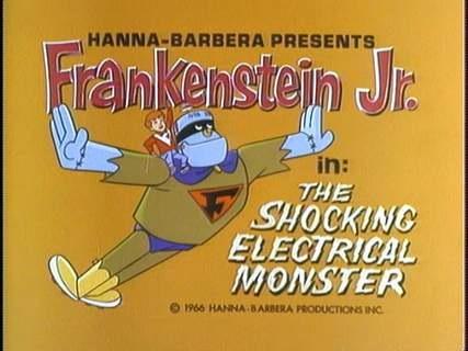 Frankenstein Jr. and Buzz