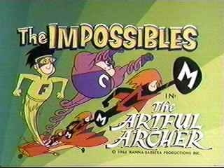 The Impossibles title card