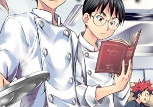 Food Wars volume 10