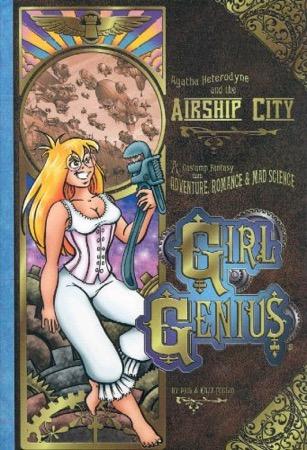Girl Genius 2: Agatha Heterodyne and the Airship City