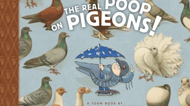 The Real Poop on Pigeons