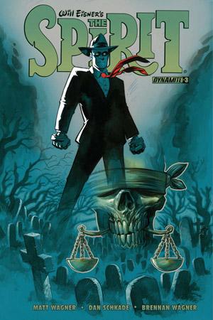 Will Eisner's The Spirit #3