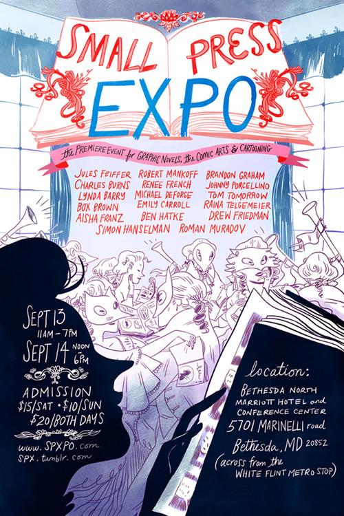 SPX 2014 poster