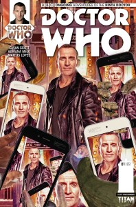 Doctor Who: The Ninth Doctor #1 photo cover