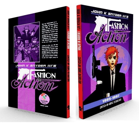 Fashion in Action hardcover