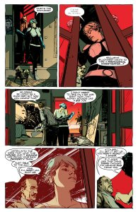 The Death-Defying Dr. Mirage #1 page 1