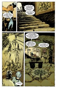 The Death-Defying Dr. Mirage #1 page 5
