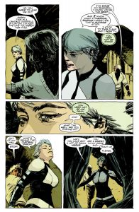 The Death-Defying Dr. Mirage #1 page 9