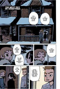 Scott Pilgrim HC page 10