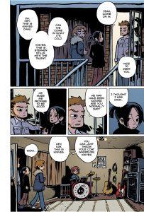Scott Pilgrim HC page 11