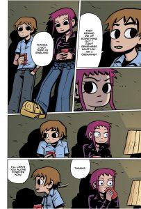 Scott Pilgrim HC page 51