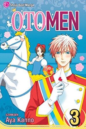 Otomen Volume 3