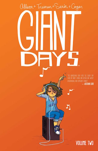 Giant Days Volume 2