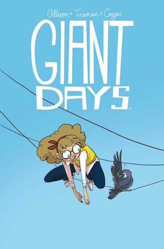 Giant Days Volume 3