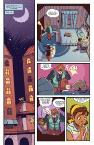 Goldie Vance #2 page 3