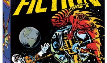 The Simon & Kirby Library: Science Fiction