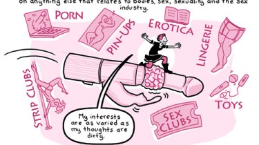 Oh Joy, Sex Toy by Erika Moen