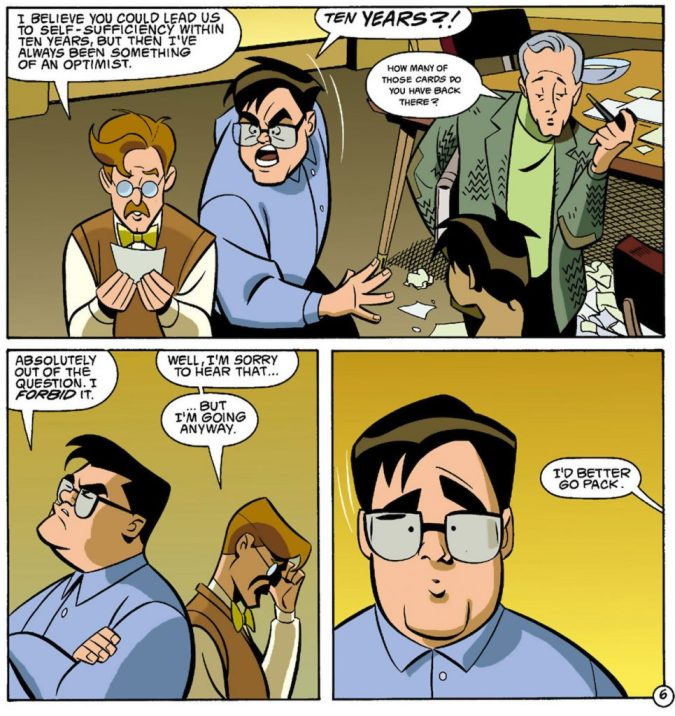 Batman: Gotham Adventures #13 p6