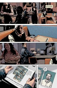 Strange Attractors #1 preview pages
