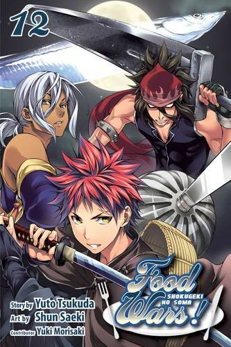 Food Wars: Shokugeki no Soma Volume 12