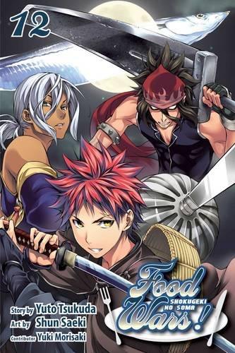 Food Wars: Shokugeki no Soma Volume 12