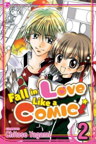 Fall in Love Like a Comic Volume 2