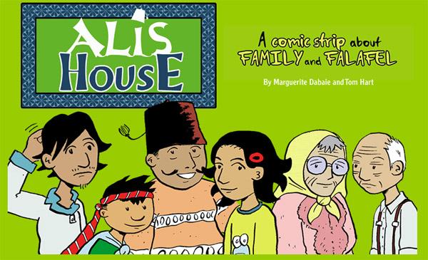 Ali's House