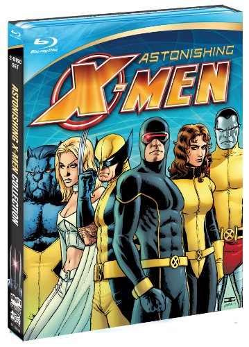 Astonishing X-Men Blu-ray Box