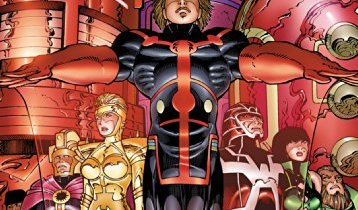 Marvel Knights: Eternals