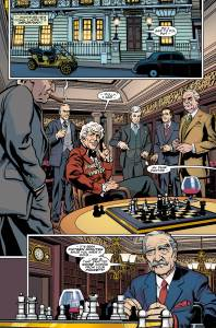 Doctor Who: The Third Doctor #1 preview page 1