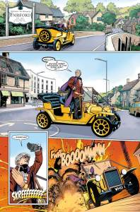 Doctor Who: The Third Doctor #1 preview page 4