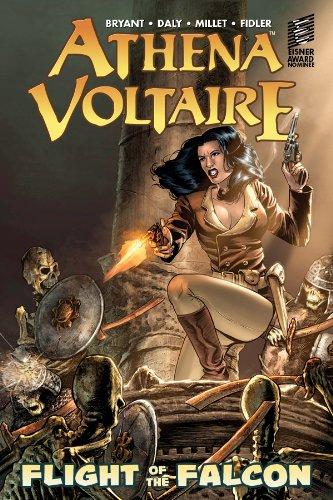 Athena Voltaire: Flight of the Falcon