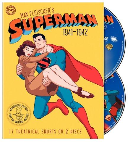 Max Fleischer's Superman 1941-1942