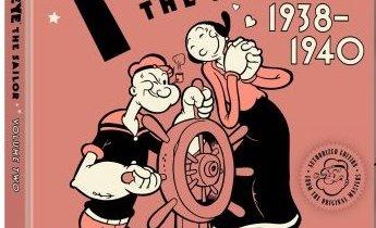 Popeye the Sailor 1938-1940 Volume 2
