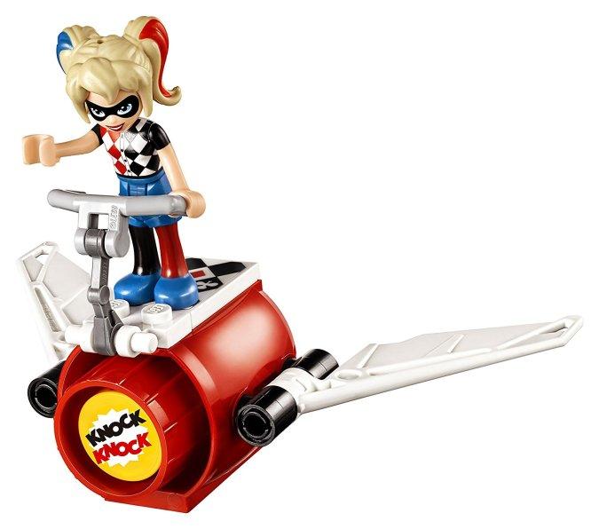 Harley Quinn Lego mini-doll
