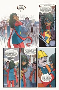 Ms. Marvel page 3