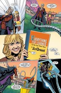 Doctor Who: The Third Doctor #3 preview page 2