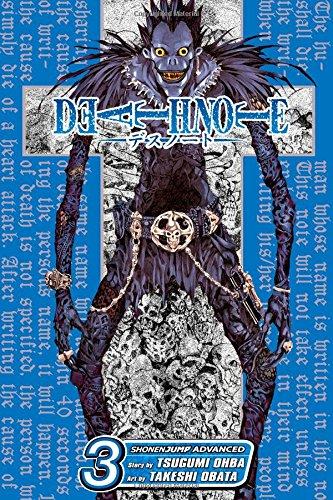 Death Note volume 3